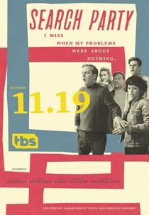 Search Party (2ª Temporada) - Poster / Capa / Cartaz - Oficial 10