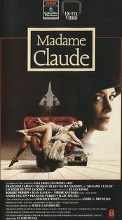 Madame Claude - Poster / Capa / Cartaz - Oficial 1