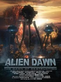 Alien Dawn - Poster / Capa / Cartaz - Oficial 1