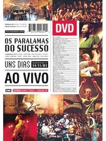Os Paralamas do Sucesso - Uns Dias - Poster / Capa / Cartaz - Oficial 1