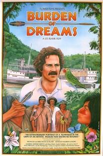 Burden of Dreams - Poster / Capa / Cartaz - Oficial 2