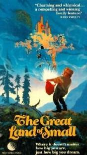 A Terra dos Pequeninos - Poster / Capa / Cartaz - Oficial 1