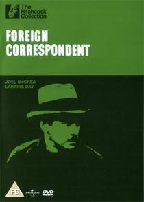Correspondente Estrangeiro - Poster / Capa / Cartaz - Oficial 6