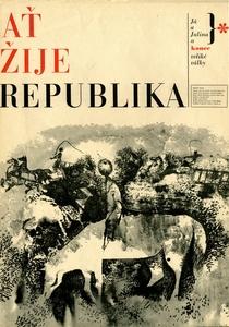 Viva a República  (At' zije Republika) - Poster / Capa / Cartaz - Oficial 1