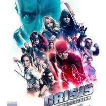 Crise nas Infinitas Terras - Poster / Capa / Cartaz - Oficial 2