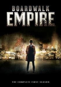 Boardwalk Empire - O Império do Contrabando (1ª Temporada) - Poster / Capa / Cartaz - Oficial 1