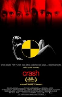 Crash - Estranhos Prazeres - Poster / Capa / Cartaz - Oficial 3