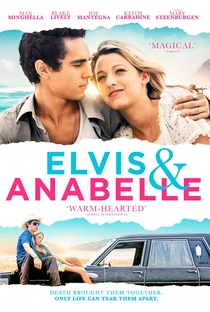 Elvis e Anabelle: O Despertar de Um Amor - Poster / Capa / Cartaz - Oficial 5