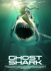 O Tubarão Fantasma - Poster / Capa / Cartaz - Oficial 1