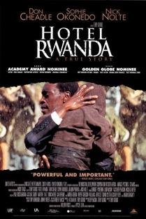Hotel Ruanda - Poster / Capa / Cartaz - Oficial 2