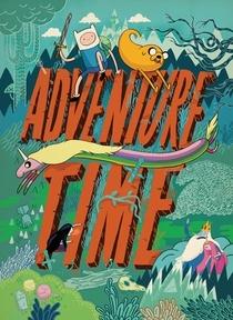 Hora de Aventura (1ª Temporada) - Poster / Capa / Cartaz - Oficial 1