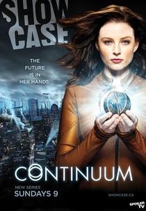 Continuum (1ª Temporada) - Poster / Capa / Cartaz - Oficial 1