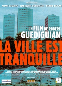 A Cidade Está Tranquila - Poster / Capa / Cartaz - Oficial 1