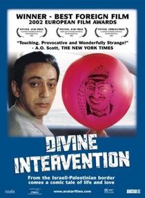 Intervenção Divina - Poster / Capa / Cartaz - Oficial 4