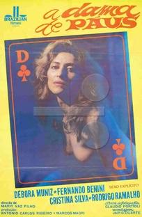 A Dama de Paus - Poster / Capa / Cartaz - Oficial 1