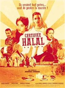 Certifiée Halal - Poster / Capa / Cartaz - Oficial 1