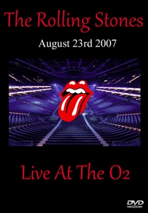 Rolling Stones - Live At The O2 2007 - 2nd Night - Poster / Capa / Cartaz - Oficial 1