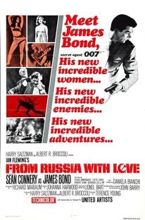 Moscou Contra 007 - Poster / Capa / Cartaz - Oficial 1