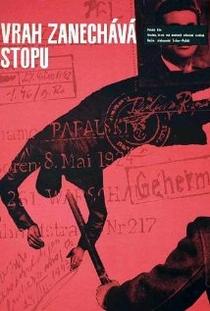 O assassino deixa um rastro - Poster / Capa / Cartaz - Oficial 1