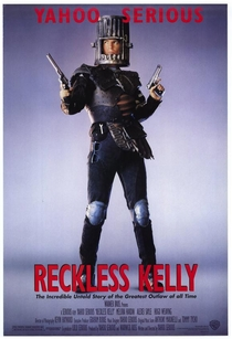 As Aventuras de Ned Kelly - Poster / Capa / Cartaz - Oficial 2