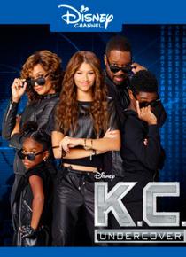 Agente K.C. (2 Temporada) - Poster / Capa / Cartaz - Oficial 1