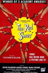 Os Sapatinhos Vermelhos - Poster / Capa / Cartaz - Oficial 7
