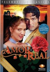 Amor Real - Poster / Capa / Cartaz - Oficial 1