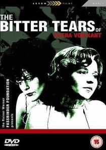 As Lágrimas Amargas de Petra von Kant  - Poster / Capa / Cartaz - Oficial 6
