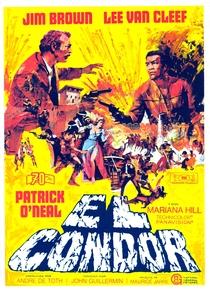 El Condor - Poster / Capa / Cartaz - Oficial 6