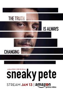 Sneaky Pete (1ª Temporada) - Poster / Capa / Cartaz - Oficial 1