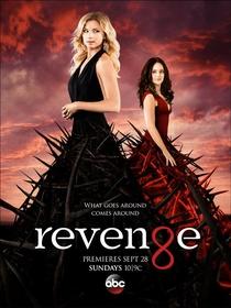 Revenge (4ª Temporada) - Poster / Capa / Cartaz - Oficial 1