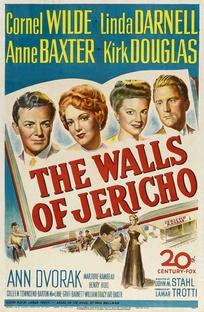 As Muralhas de Jericó - Poster / Capa / Cartaz - Oficial 1