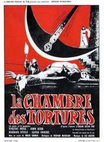 O Poço e o Pêndulo - Poster / Capa / Cartaz - Oficial 5