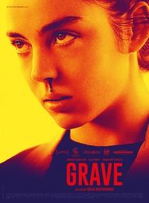 Grave - Poster / Capa / Cartaz - Oficial 5