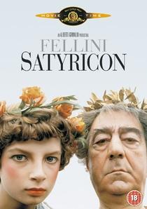 Satyricon de Fellini - Poster / Capa / Cartaz - Oficial 2