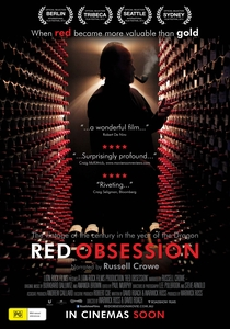 Red Obsession  - Poster / Capa / Cartaz - Oficial 1