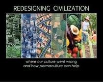 Redesenhando a Civilização com a Permacultura - Poster / Capa / Cartaz - Oficial 1