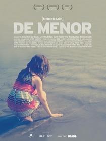 De Menor - Poster / Capa / Cartaz - Oficial 1