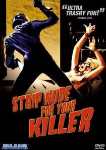 Nua Para o Assassino - Poster / Capa / Cartaz - Oficial 3