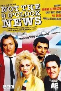 Not the Nine O'Clock News (1ª Temporada ) - Poster / Capa / Cartaz - Oficial 1