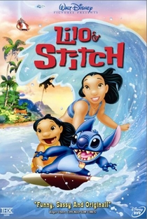 Lilo & Stitch - Poster / Capa / Cartaz - Oficial 2