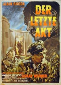 O Último Ato - Poster / Capa / Cartaz - Oficial 1