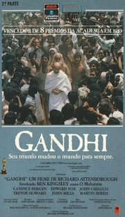 Gandhi - Poster / Capa / Cartaz - Oficial 8