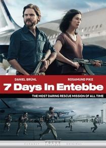 7 Dias em Entebbe - Poster / Capa / Cartaz - Oficial 5