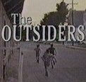 The Outsiders  - Poster / Capa / Cartaz - Oficial 1