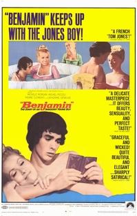Benjamin, o Despertar de um Jovem Inocente - Poster / Capa / Cartaz - Oficial 1