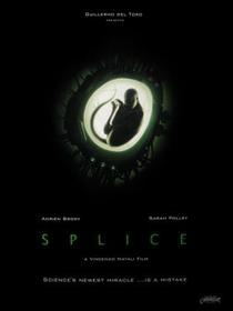Splice - A Nova Espécie - Poster / Capa / Cartaz - Oficial 3