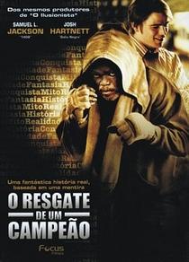 O Resgate de um Campeão - Poster / Capa / Cartaz - Oficial 6