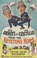 De Pernas pro Ar (Abbott and Costello Meet the Keystone Kops)
