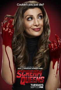 Scream Queens (1ª Temporada) - Poster / Capa / Cartaz - Oficial 17